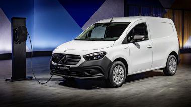 Nuovo Mercedes Citan 2022: anche in versione elettrica