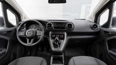 Nuovo Mercedes Citan 2022: il modello base van