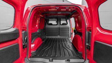 Nuovo Mercedes Citan 2022: l'ampio piano di carico