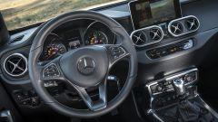 Nuovo Mercedes Classe X: gli interni e le finiture sono di alto livello