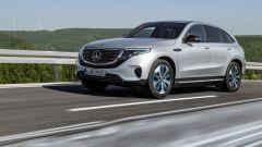 Nuovo Mercedes EQC