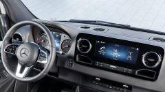 Nuovo Mercedes Sprinter 2018: il van versatile e iperconnesso - Immagine: 5