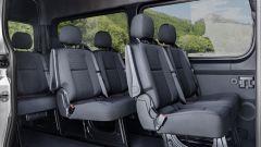 Nuovo Mercedes Sprinter 2018: il van versatile e iperconnesso - Immagine: 12
