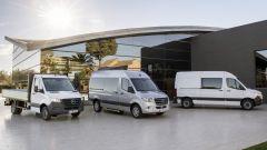 Nuovo Mercedes Sprinter 2018: il van versatile e iperconnesso - Immagine: 18