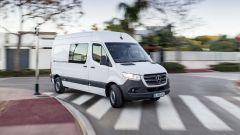 Nuovo Mercedes Sprinter 2018: il van versatile e iperconnesso - Immagine: 19