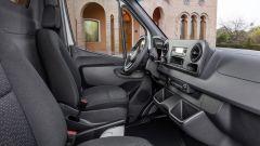Nuovo Mercedes Sprinter 2018, interni più confortevoli