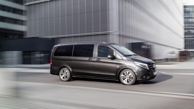 Nuovo Mercedes Vito 2020: primo contatto con il modello da 239 CV