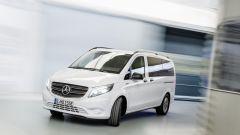 Nuovo Mercedes Vito: la versione con motore elettrico e-Vito