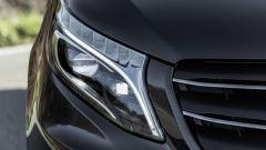 Nuovo Mercedes Vito: nuovi fari a LED