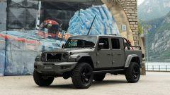 Nuovo Militem Ferox-T: scheda tecnica, interni, foto del pickup