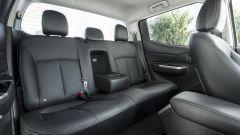 Nuovo Mitsubishi L200 2019: i sedili posteriori