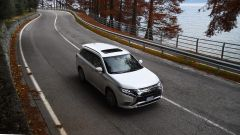 Nuovo Mitsubishi Outlander PHEV 2019: la prova su strada