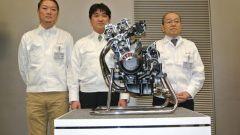 Nuovo motore Honda 400 cc - Immagine: 2