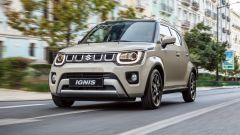 Nuovo motore per Suzuki Ignis Hybrid 2020