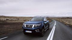 Nuovo Nissan Navara 2020: il frontale