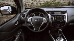 Nuovo Nissan Navara 2020: la plancia con il nuovo infotainment