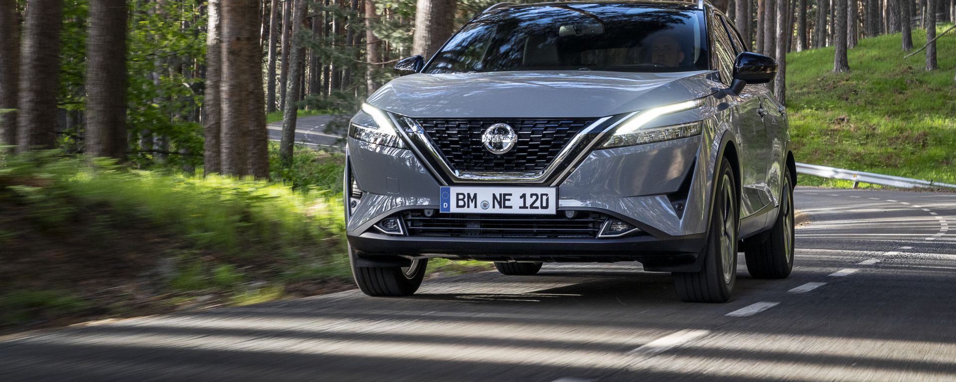 Nuovo Nissan Qashqai (2021): fotogallery
