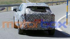 Nuovo Nissan Qashqai 2021: visuale posteriore