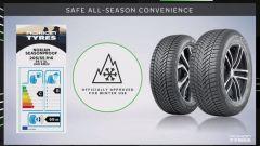 Nuovo Nokian Seasonproof: omologato come pneumatico invernale