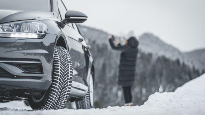 Nuovo Nokian Seasonproof: ottima tenuta e sicurezza su strade innevate