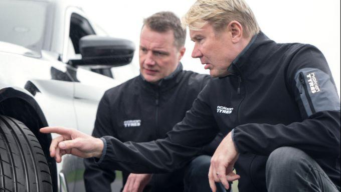 Nuovo Nokian Seasonproof: un campione del mondo F1 per lo sviluppo