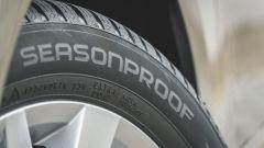 Nuovo Nokian Seasonproof: un dettaglio del nuovo pneumatico all season