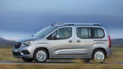 Nuovo Opel Combo Life 2018: non chiamatelo van - Immagine: 11