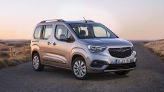 Nuovo Opel Combo Life 2018: non chiamatelo van - Immagine: 20