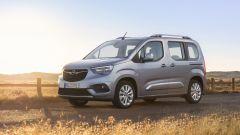 Nuovo Opel Combo Life, fate spazio al piacere di viaggiare - Immagine: 10