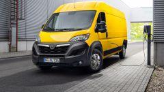 Nuovo VAN elettrico Opel Movano-e 2021: autonomia, uscita, prezzo
