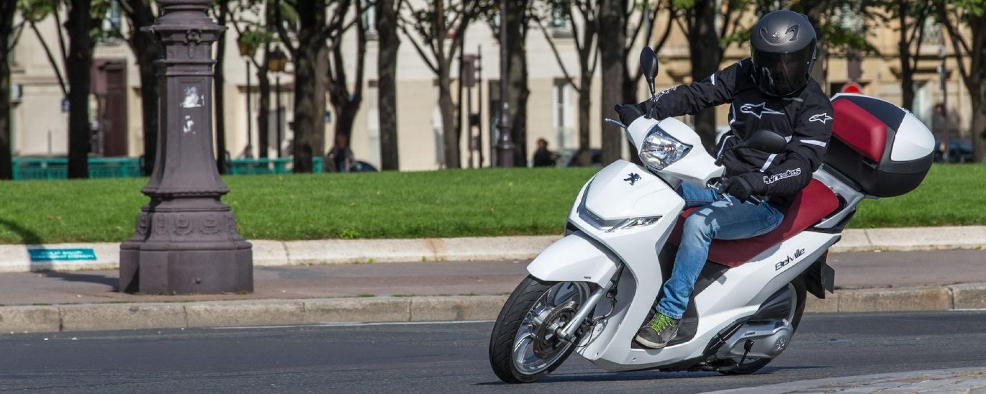 Nuovo Peugeot Belville: il ruota alta francese premium