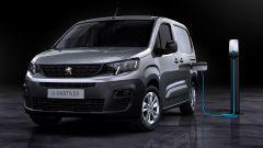 Peugeot e-Partner (elettrico) è in vendita: prezzi e versioni