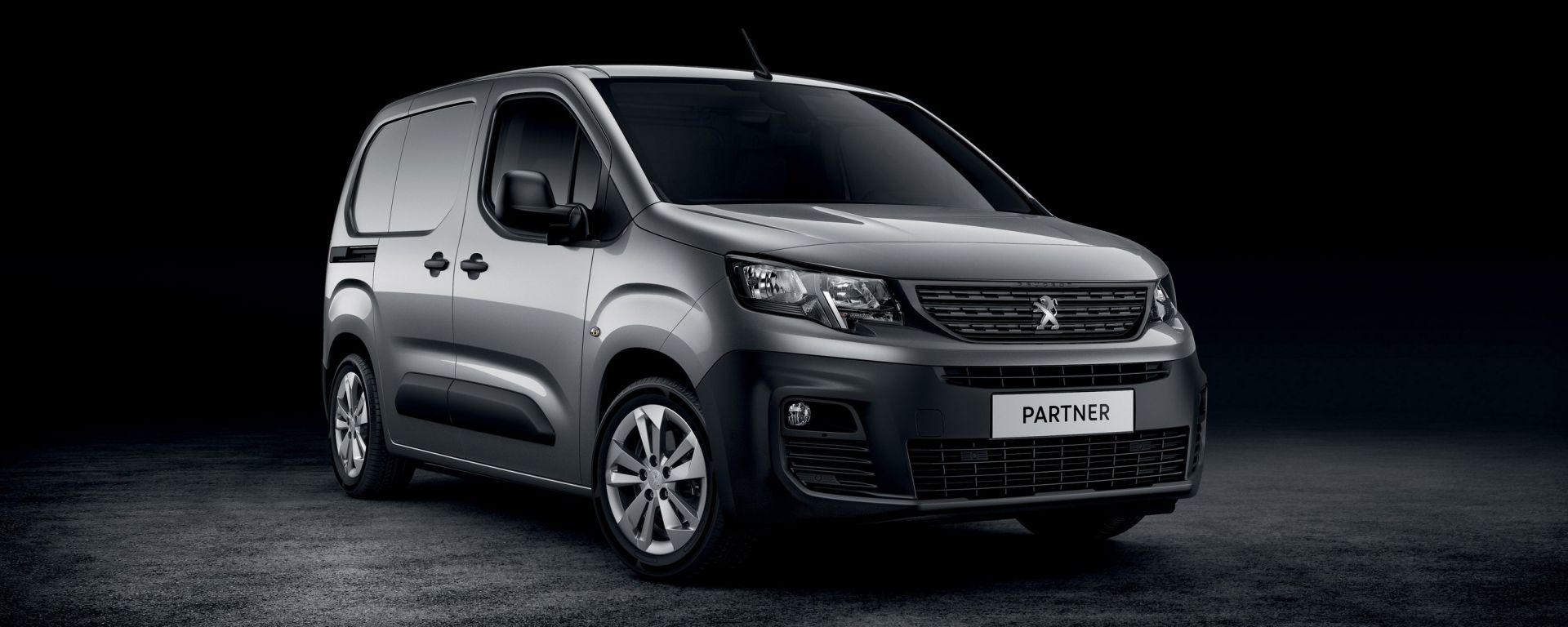 Nuovo Peugeot Partner: arriva con l' i-Cockpit di serie