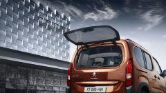 Nuovo Peugeot Rifter 2019, il lunotto apribile