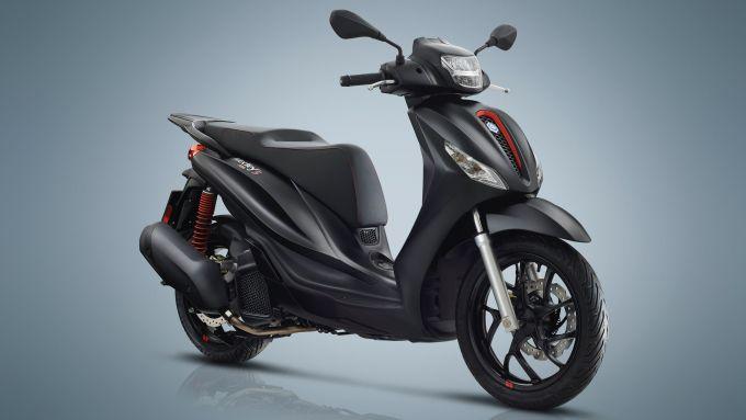 Nuovo Piaggio Medley 2020: la versione sportiva S