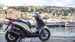 Nuovo Piaggio Medley: la coda del modello Sport