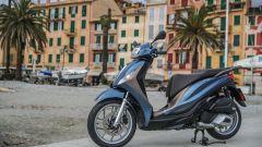 Nuovo Piaggio Medley: la prova su strada dello scooter italiano