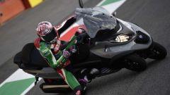 Nuovo Piaggio MP3: I piloti MotoGP Aprilia lo portano al Mugello - Immagine: 1