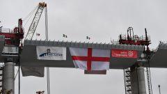 Nuovo Ponte di Genova: varata l'ultima campata che compone la struttura