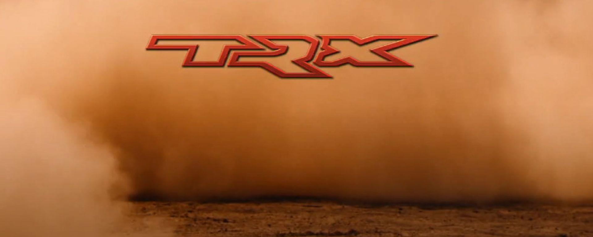 Nuovo RAM 1500 TRX, monster truck in avvicinamento