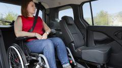 Nuovo Renault Kangoo TPMR: laureato in mobilità inclusiva - Immagine: 4