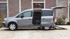 Nuovo Renault Kangoo TPMR: laureato in mobilità inclusiva - Immagine: 5