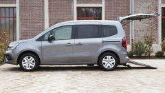 Nuovo Renault Kangoo TPMR: laureato in mobilità inclusiva - Immagine: 6