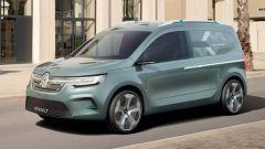 Renault Kangoo Z.E. Concept, dal 2020 sarà van-rivoluzione - Immagine: 2