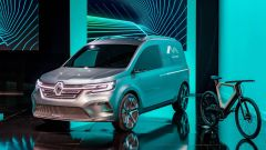 Renault Kangoo Z.E. Concept, dal 2020 sarà van-rivoluzione - Immagine: 4
