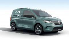 Renault Kangoo Z.E. Concept, dal 2020 sarà van-rivoluzione - Immagine: 8