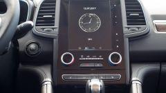 Nuovo Renault Koleos, infotainment interamente digitale