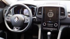 Nuovo Renault Koleos, la plancia