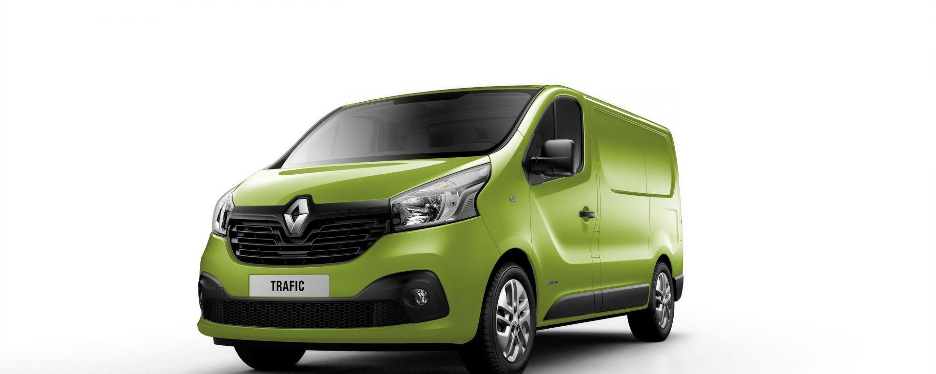 Renault Trafic 2014, nuove info e foto