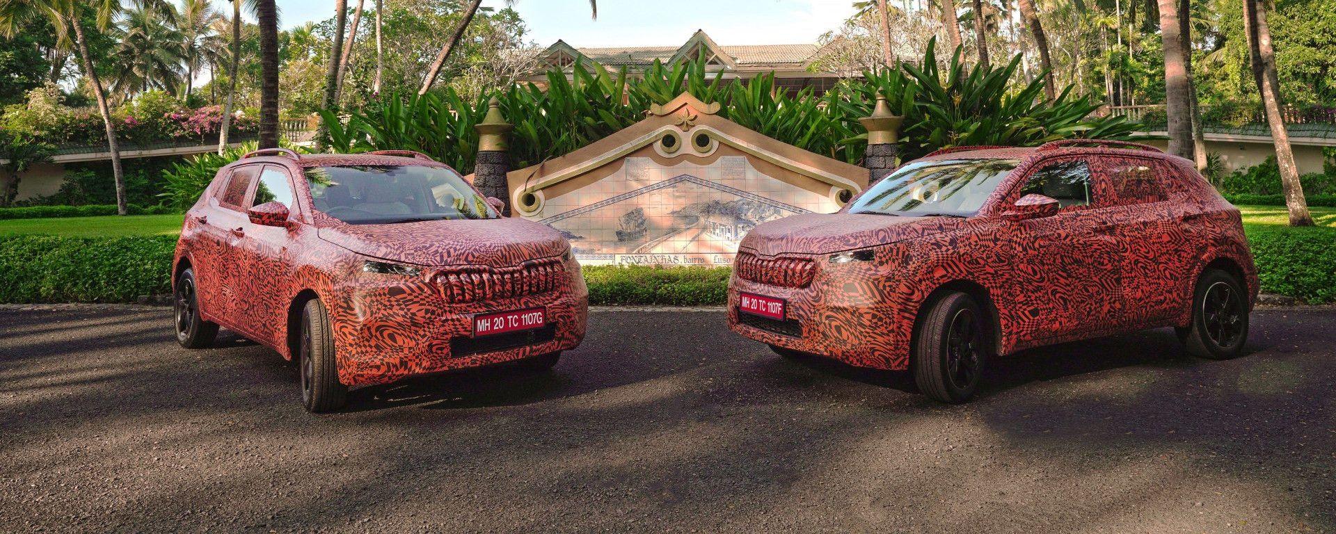 Nuovo Skoda Kushaq: il SUV medio costruito per l'india